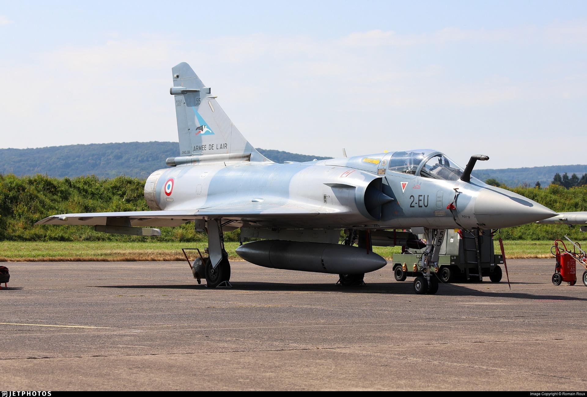 55 - Dassault Mirage 2000-5F - France - Air Force