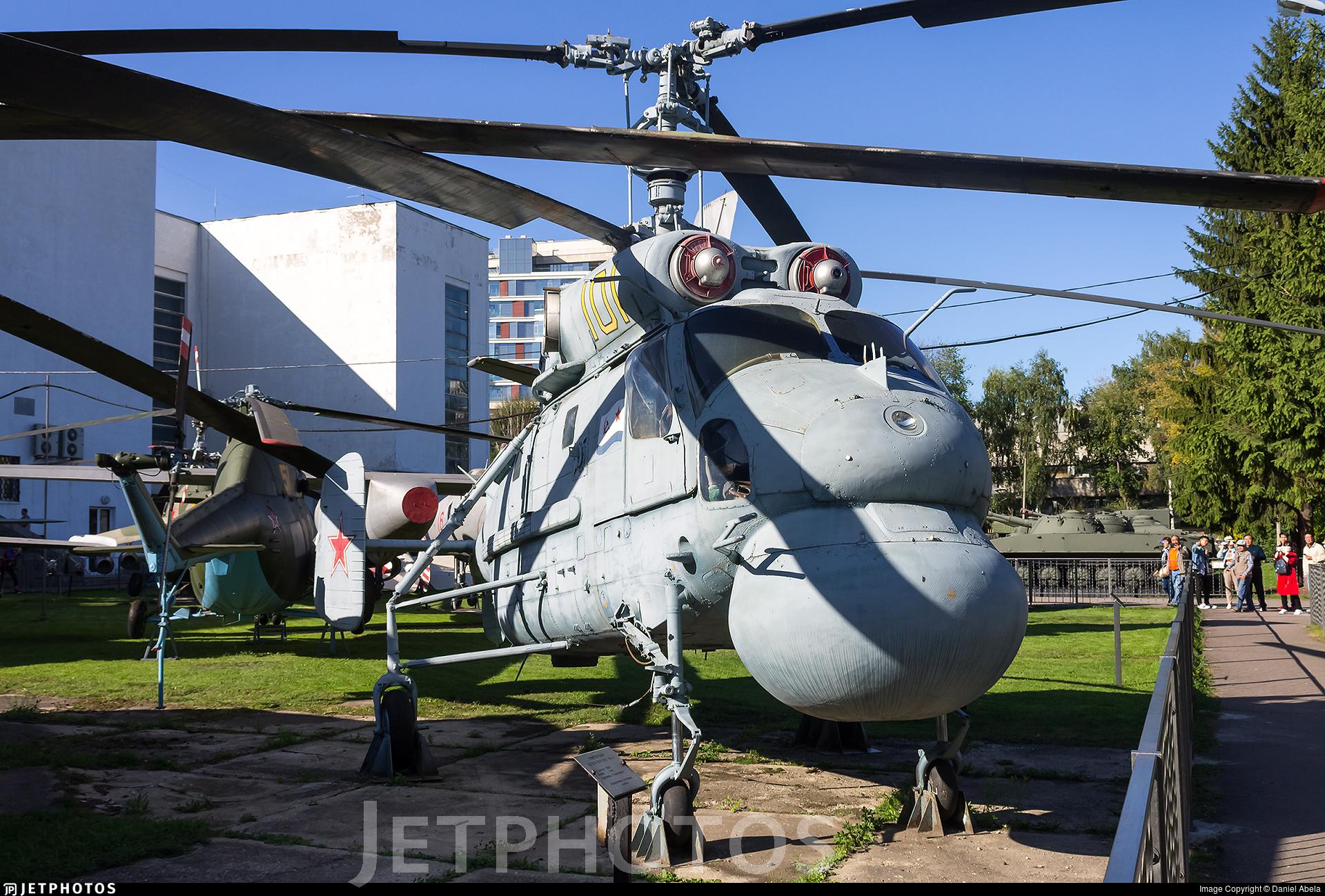 101 - Kamov Ka-25K Hormone-B - Russia - Navy