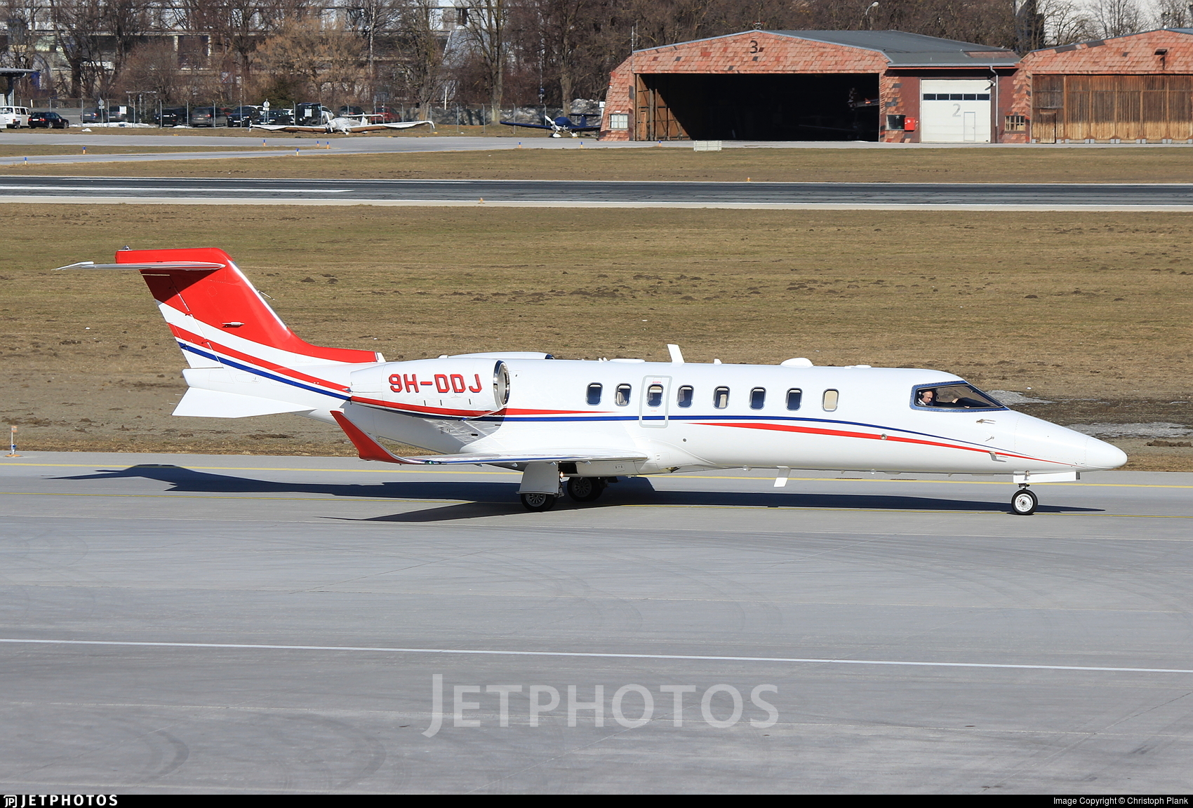 9H-DDJ - Bombardier Learjet 75 - Private