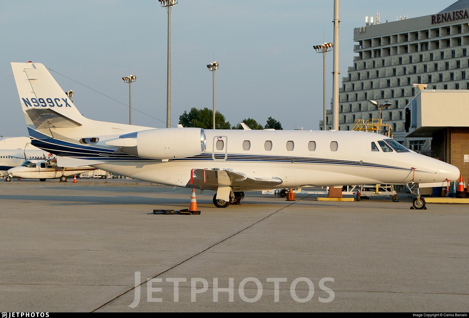 N999CX - Cessna 560XL Citation XLS - Private