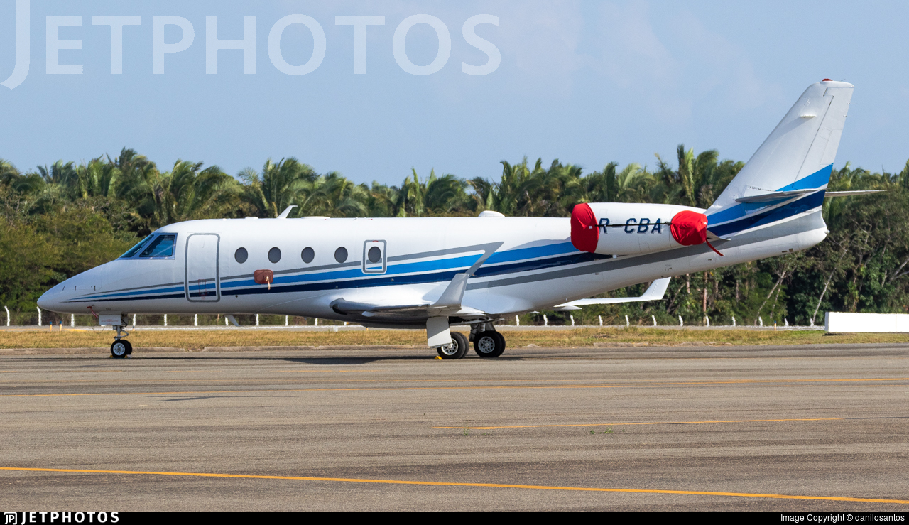 PR-CBA - Gulfstream G150 - Private