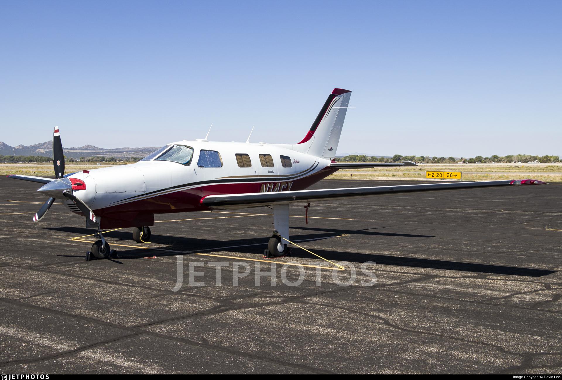N14CX - Piper PA-46-310P Malibu - Vortex Aviation
