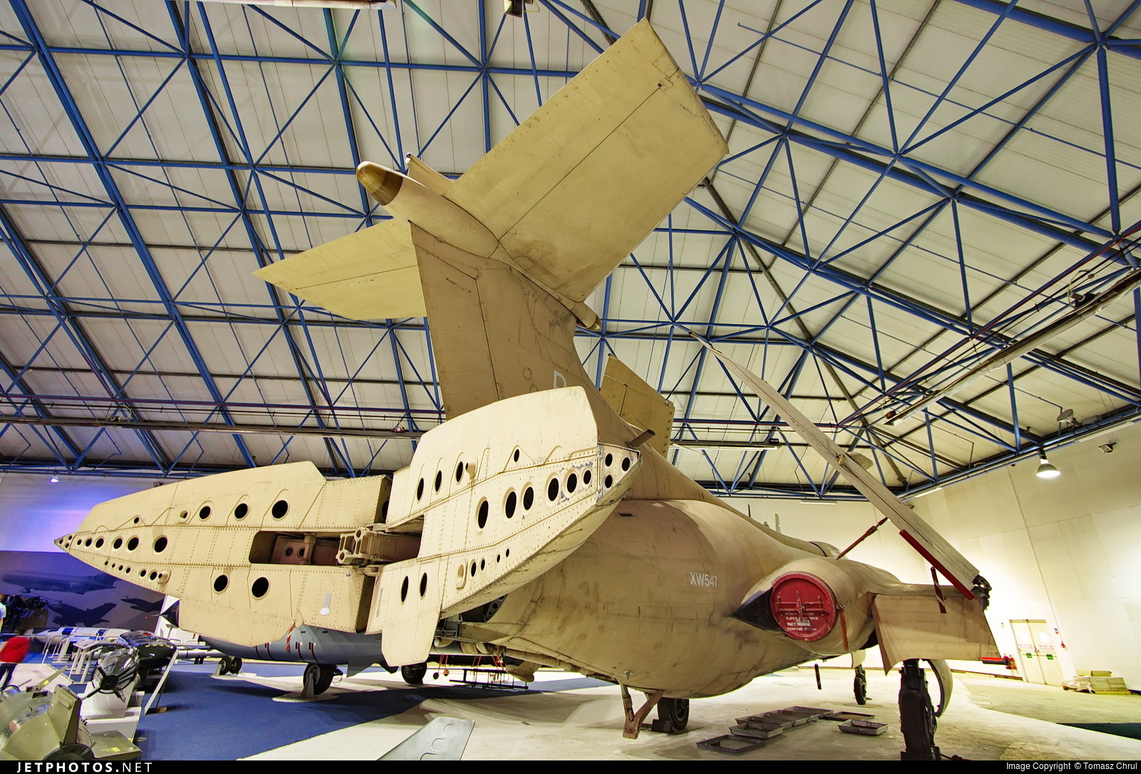 XW547 - Blackburn Buccaneer S.2B - United Kingdom - Royal Air Force (RAF)
