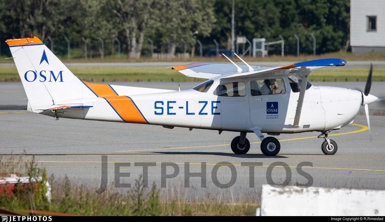 SE-LZE - Cessna 172R Skyhawk - OSM Aviation Academy