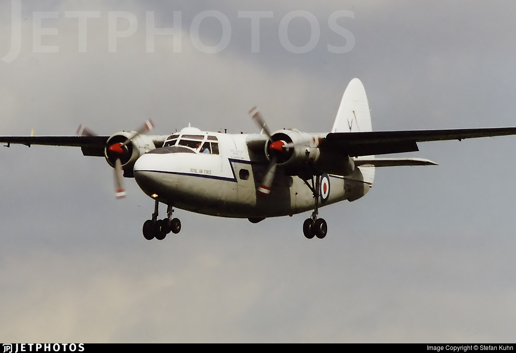 G-BNPH - Percival P-66 Pembroke C.1 - Private