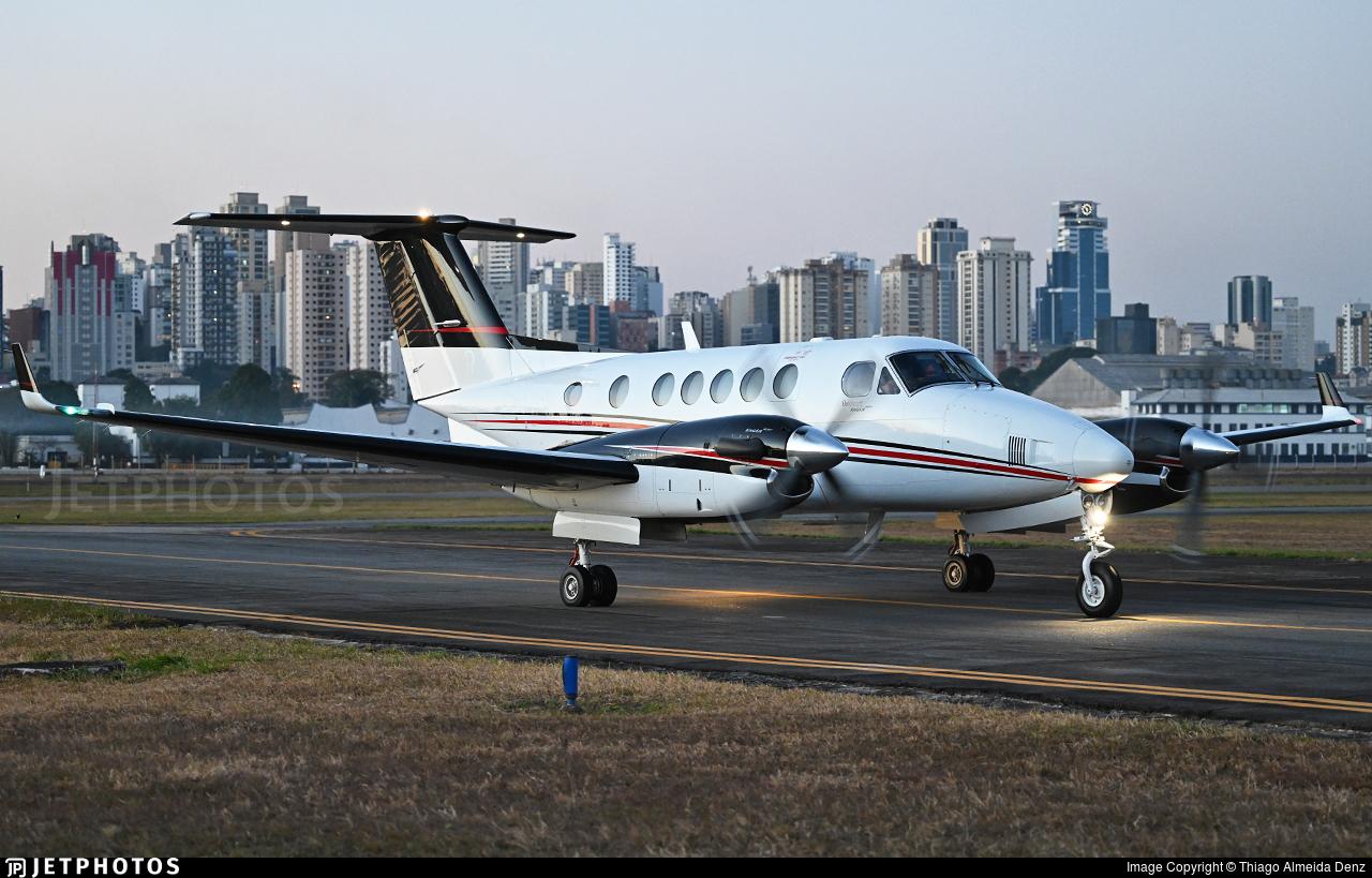 PP-AHM - Beechcraft B200GT Super King Air - Private