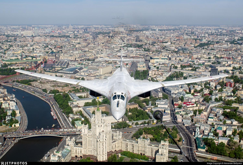 RF-94104 - Tupolev Tu-160 Blackjack - Russia - Air Force