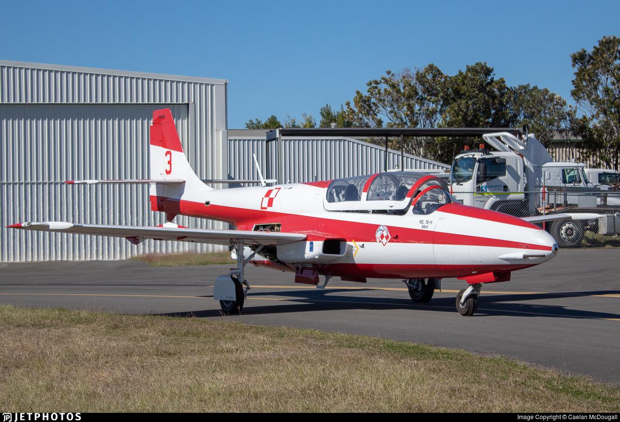 VH-ISK - PZL-Mielec TS-11 Iskra - Private