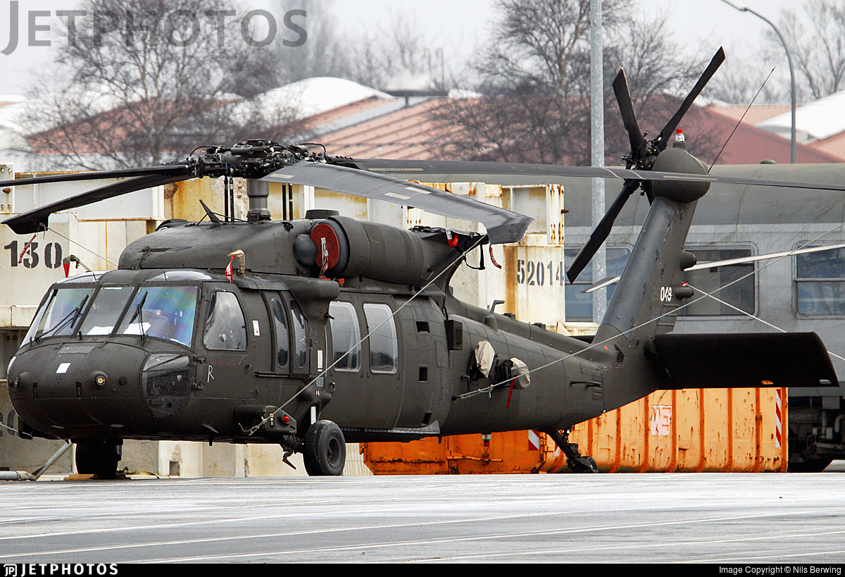 07-20049 - Sikorsky UH-60M Blackhawk - United States - US Army