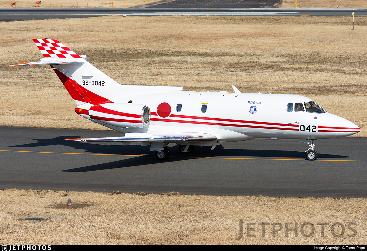 39-3042 | Raytheon U-125 | Japan - Air Self Defence Force ...