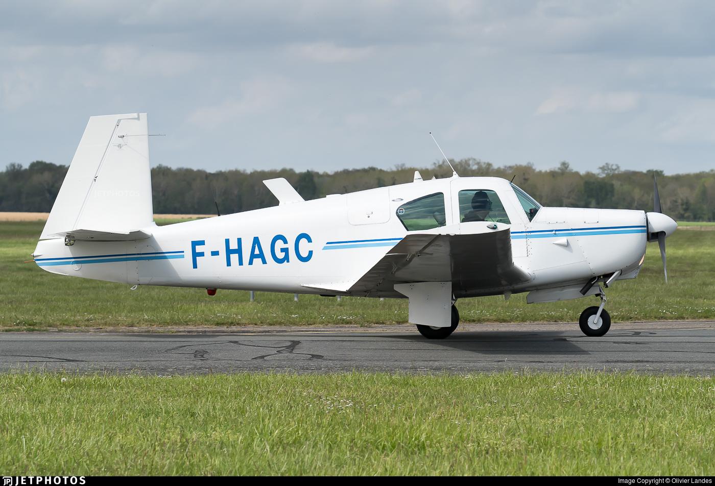 F-HAGC - Mooney M20A - Private