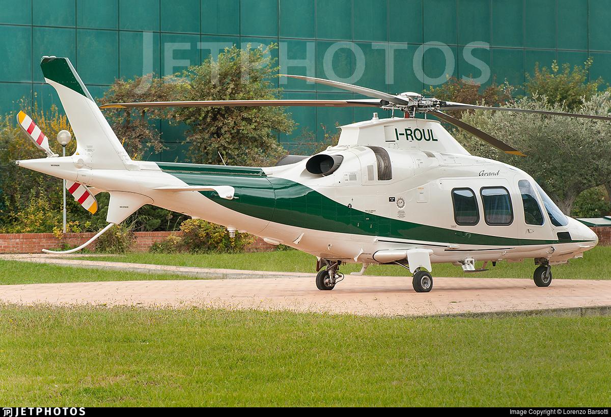 I-ROUL - Agusta A109S Grand - Private