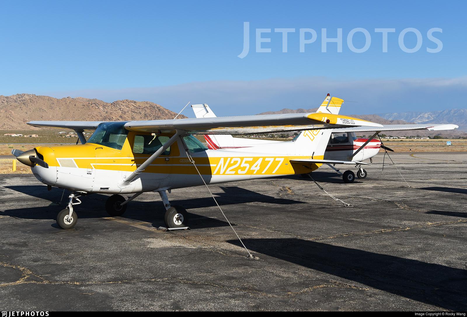 N25477 - Cessna 152 - Private