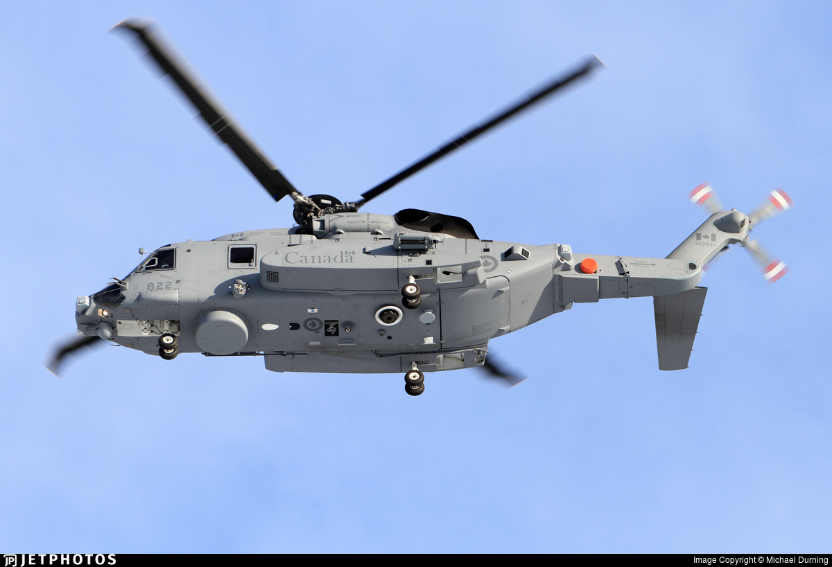 148822 - Sikorsky CH-148 Cyclone - Canada - Royal Canadian Air Force (RCAF)