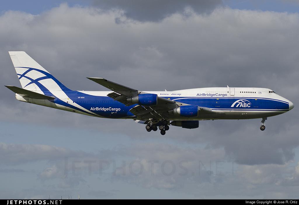 VP-BIC - Boeing 747-329(SF) - Air Bridge Cargo