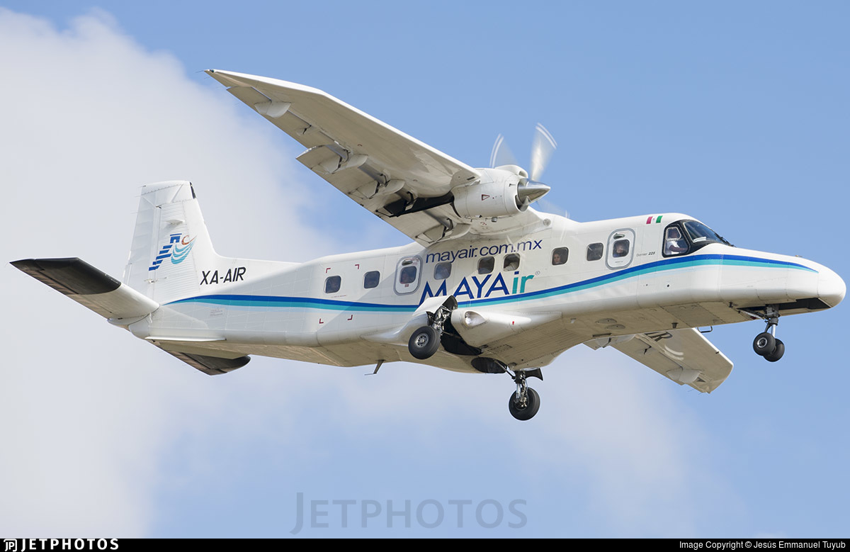 XA-AIR - Dornier Do-228-212 - Mayair