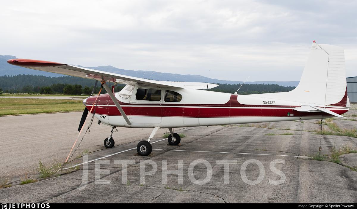 N5432B - Cessna 182 - Private