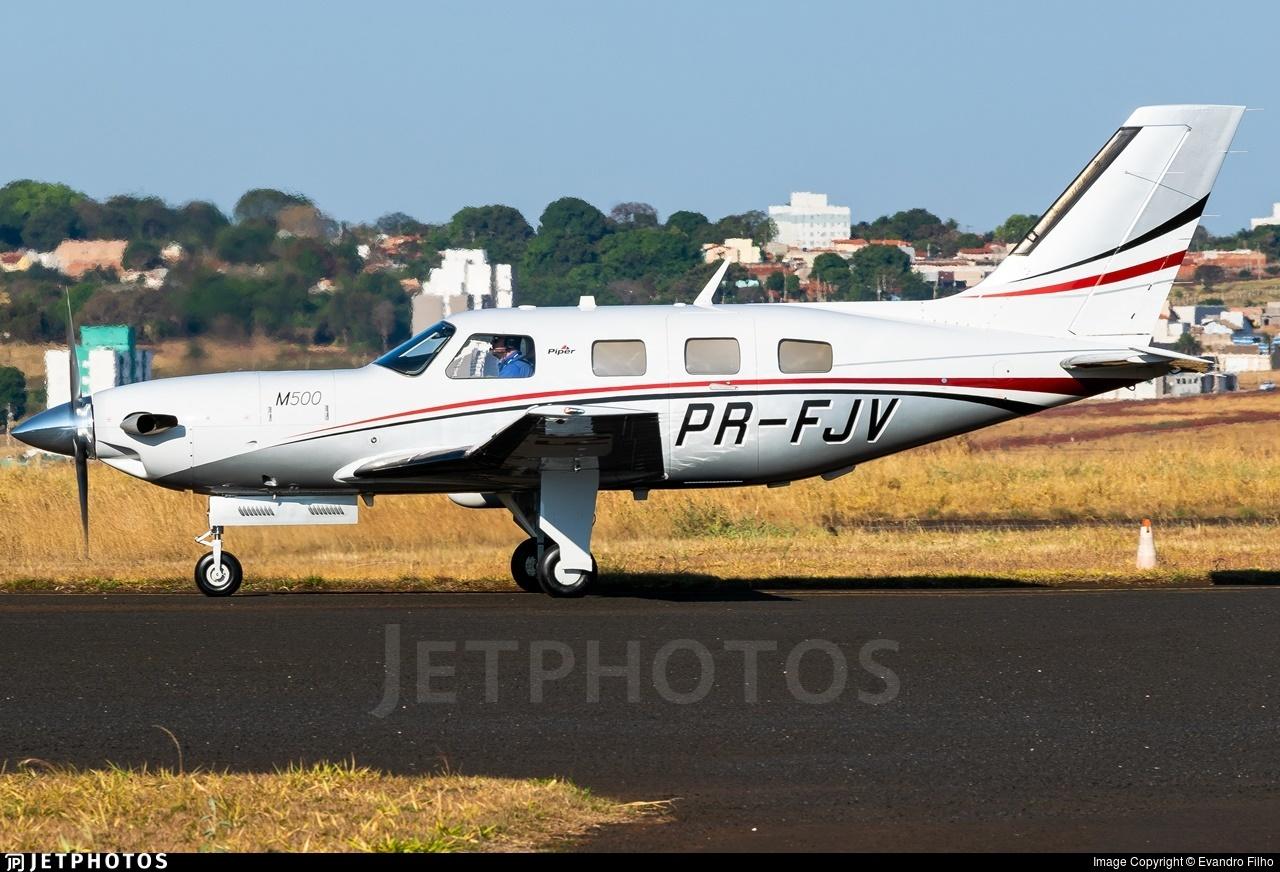 PR-FJV - Piper PA-46-M500 - Private