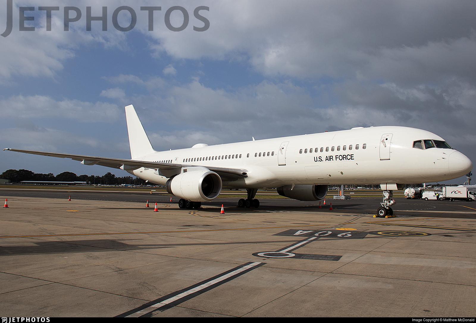 02-5001 - Boeing C-32B - United States - US Air Force (USAF)