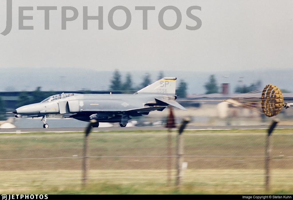 69-7556 - McDonnell Douglas F-4G Phantom II - United States - US Air Force (USAF)