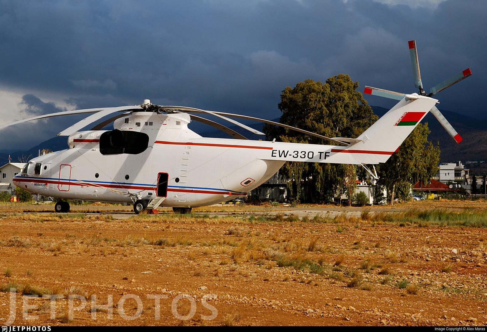 EW-330TF - Mil Mi-26TC Halo - Private