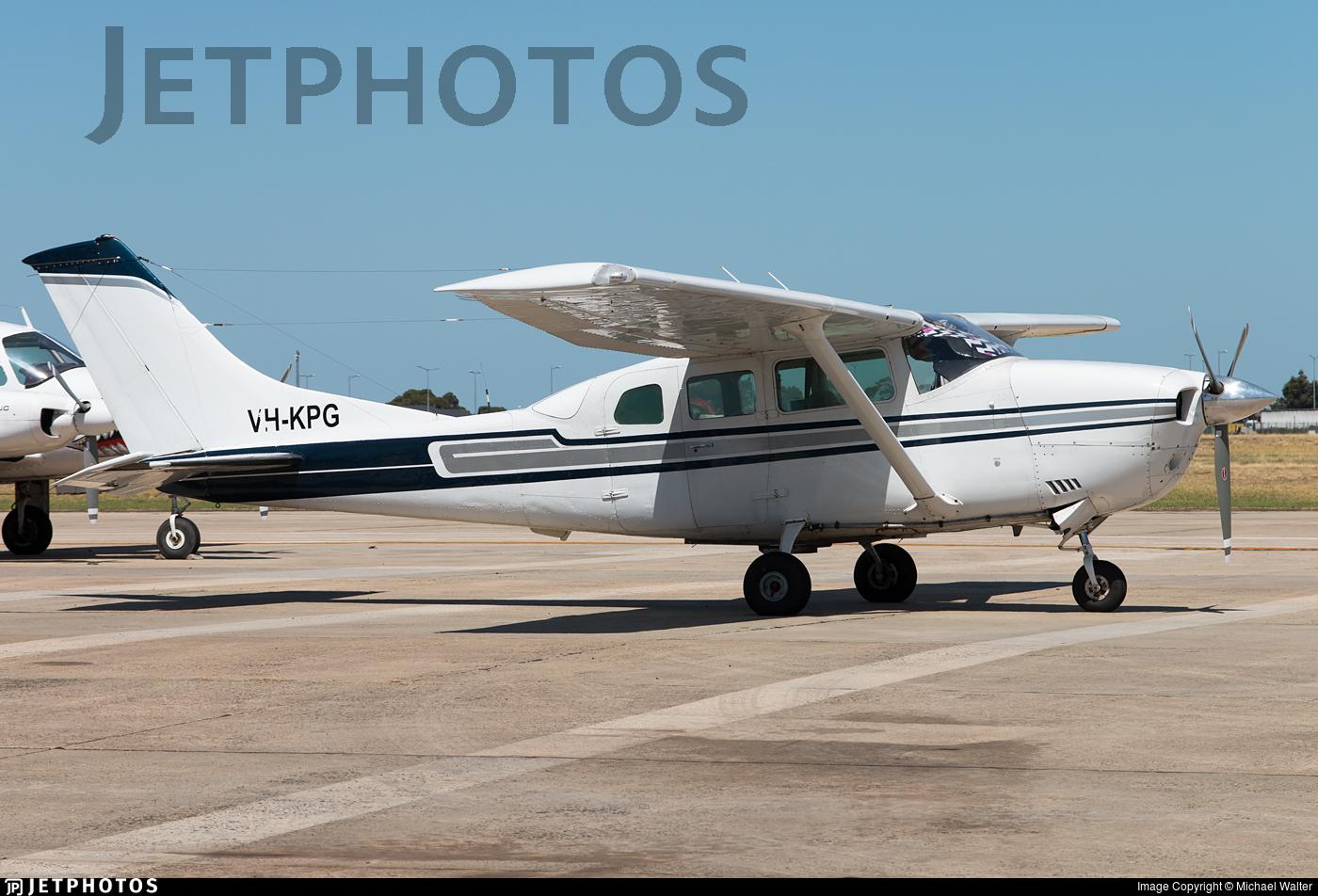 VH-KPG - Cessna TU206G Turbo Stationair - Private
