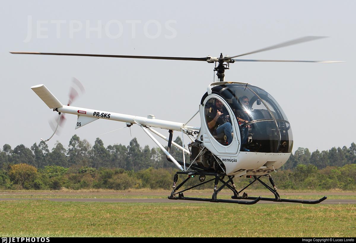 PR-SKS - Schweizer 269C-1 - Private