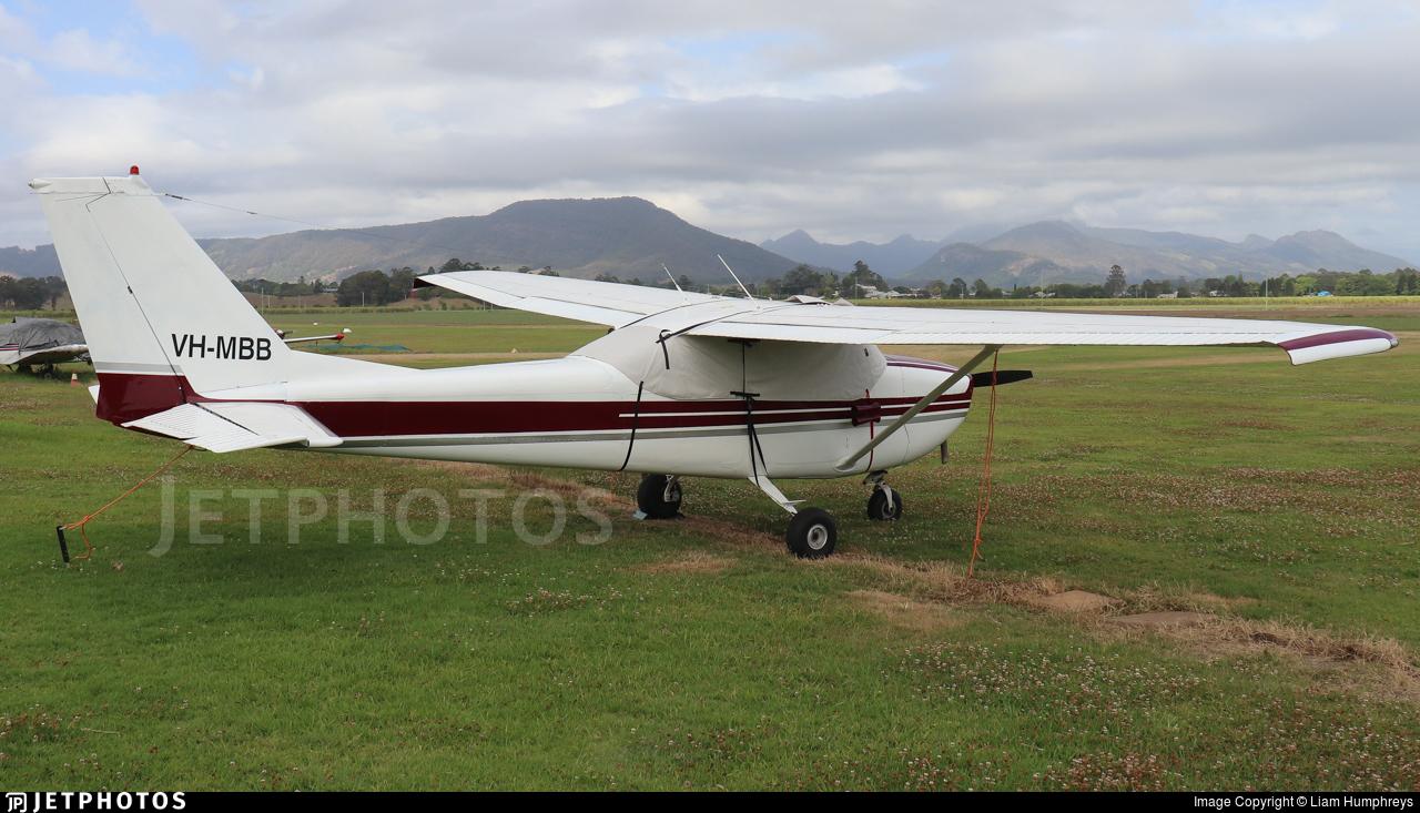 VH-MBB - Cessna 172G Skyhawk - Private