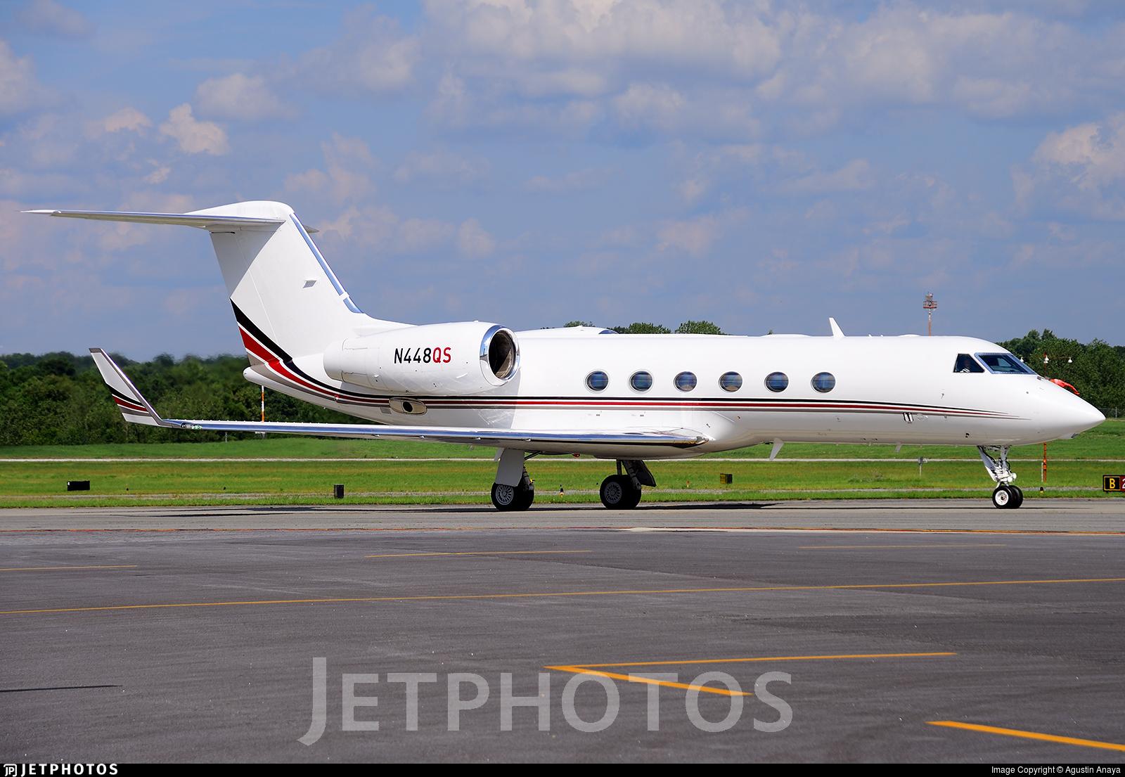 N448QS - Gulfstream G450 - NetJets Aviation