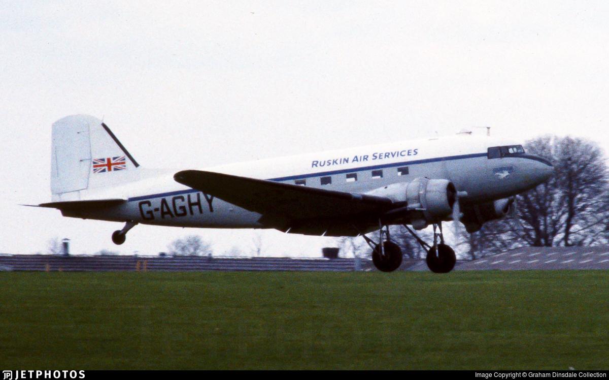 G-DAKS - Douglas C-47A Skytrain - Aces High
