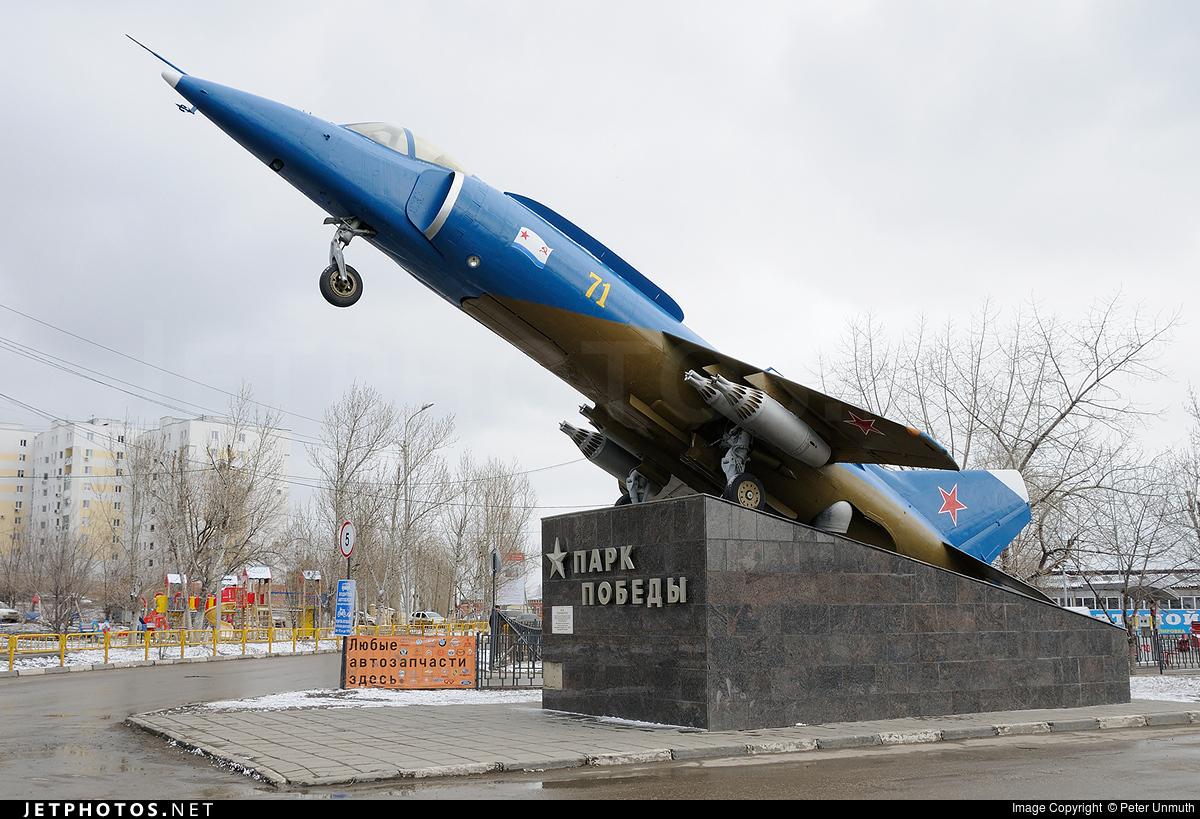 71 - Yakovlev Yak-38 Forger - Russia - Navy