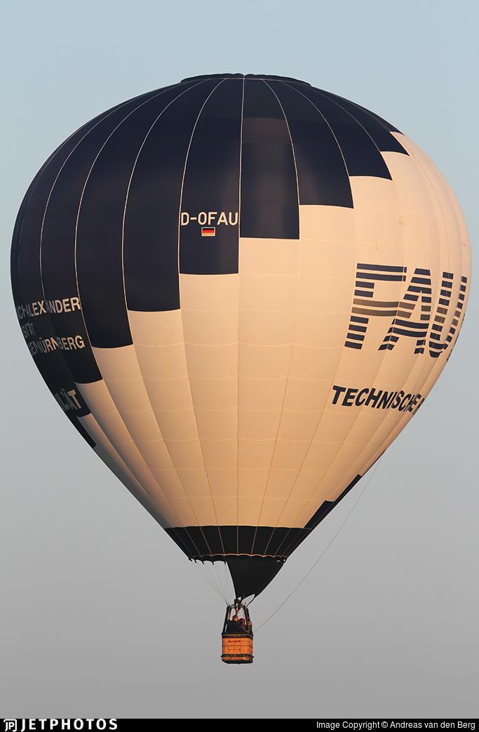 D-OFAU - Schroeder Fire Balloons G30/24 - Frankenballon