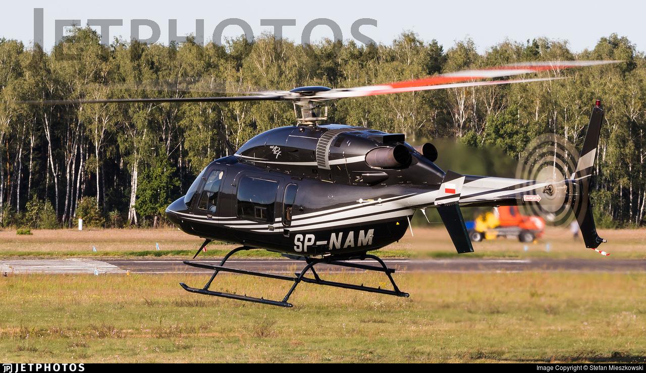 SP-NAM - Bell 427 - Private