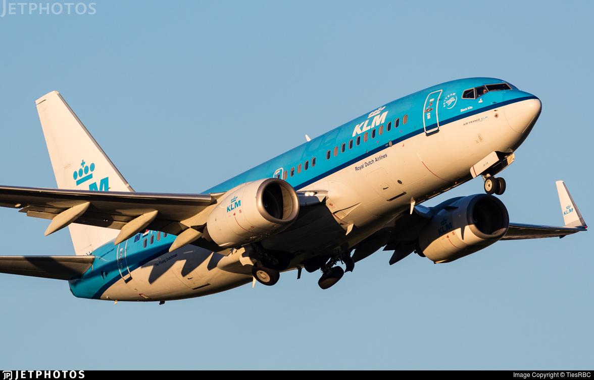 PH-BGR - Boeing 737-7K2 - KLM Royal Dutch Airlines
