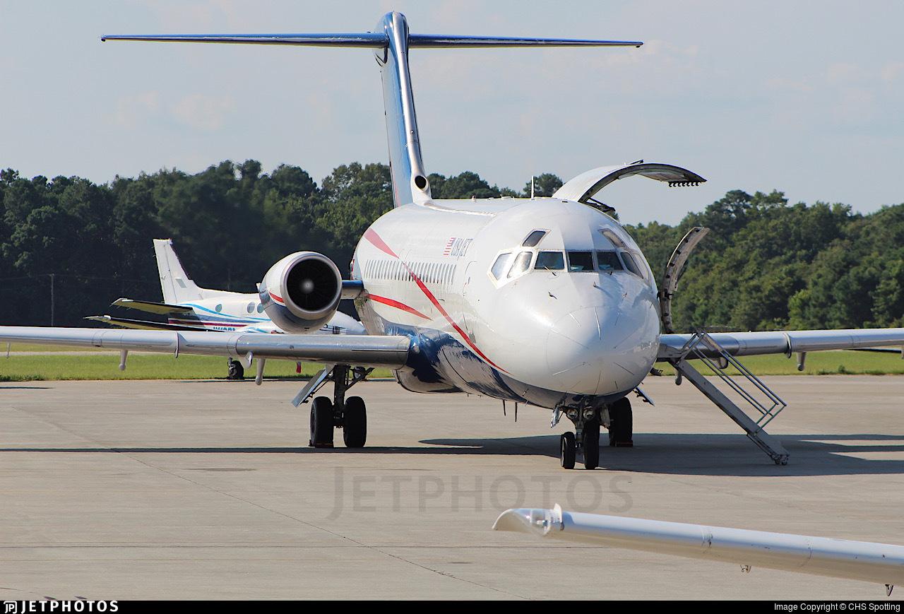 N196US - McDonnell Douglas DC-9-15(F) - USA Jet Airlines