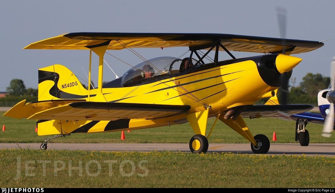 N540DG - Skybolt Super Skybolt - Private
