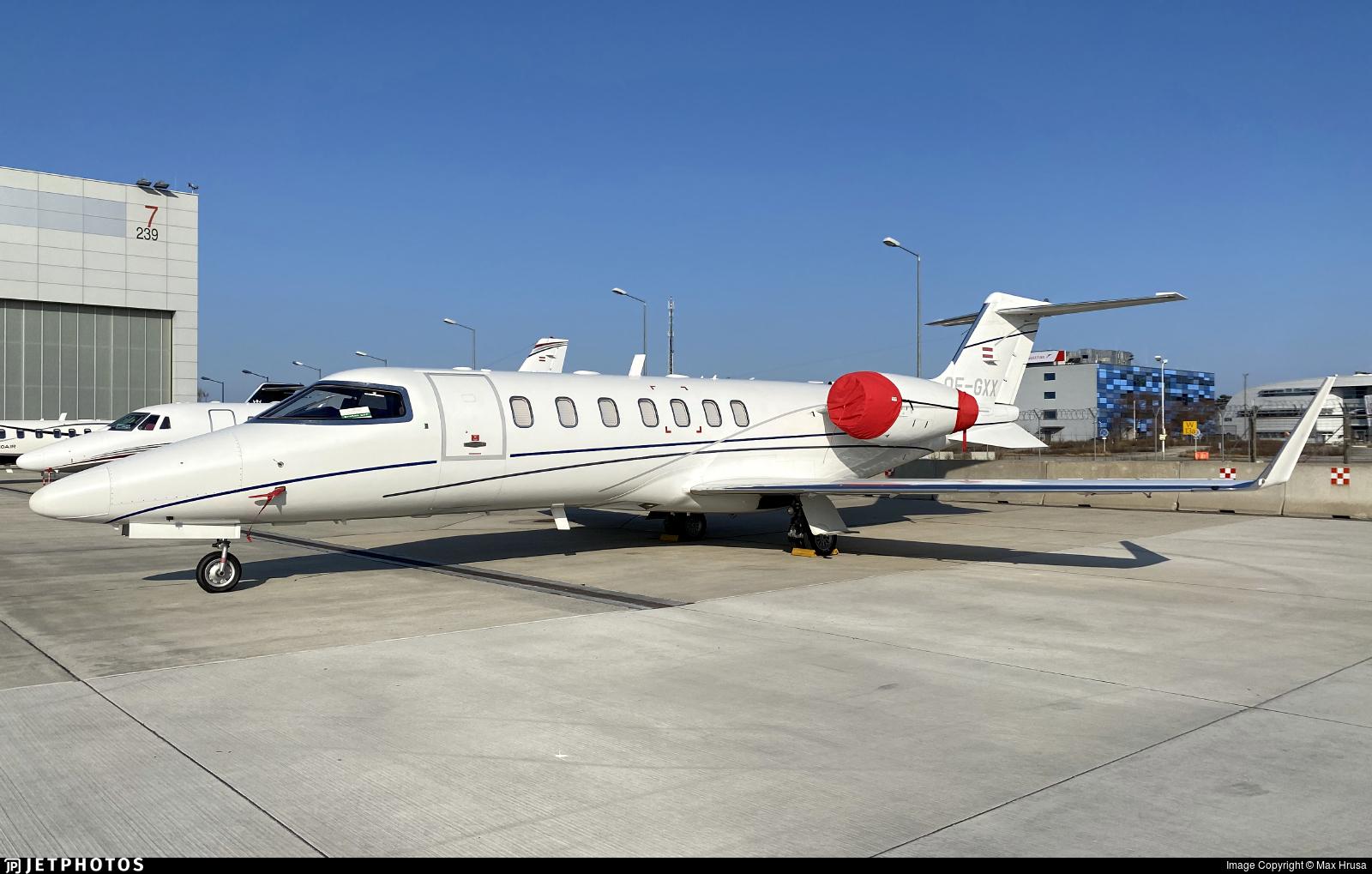 OE-GXX - Bombardier Learjet 40 - Private