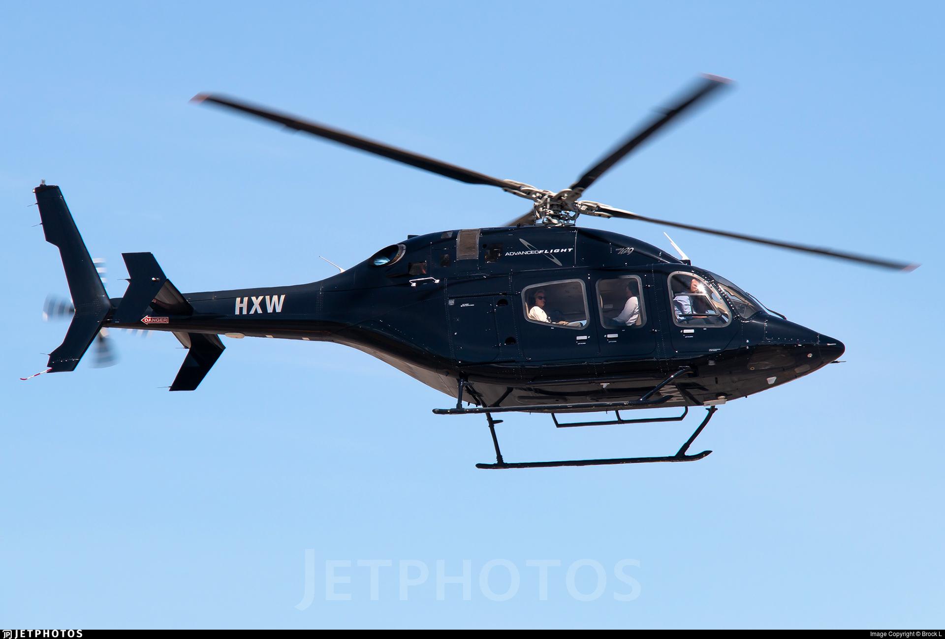 ZK-HXW - Bell 429 Global Ranger - Advanced Flight