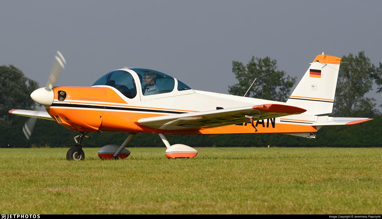 D-EAAN - Bolkow Bo.209 Monsun 150RV - Private
