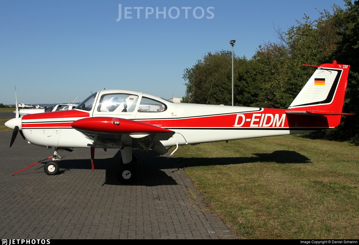 D-EIDM - Fuji FA-200-160 Aero Subaru - Private