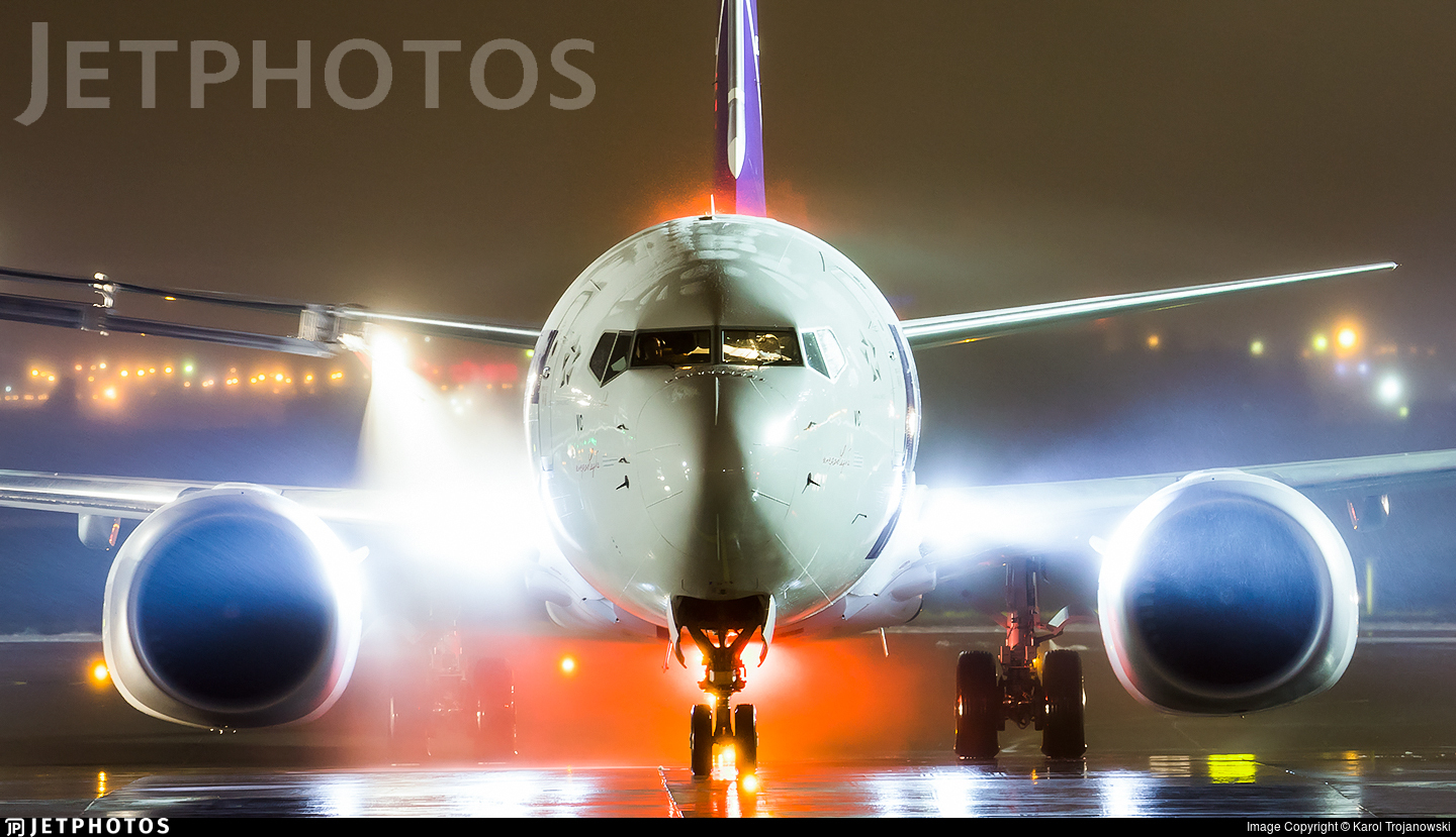 SP-LVC - Boeing 737-8 MAX - LOT Polish Airlines