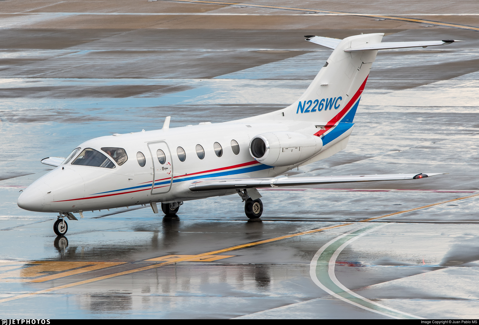 N226WC - Hawker Beechcraft 400A - Delta Private Jets