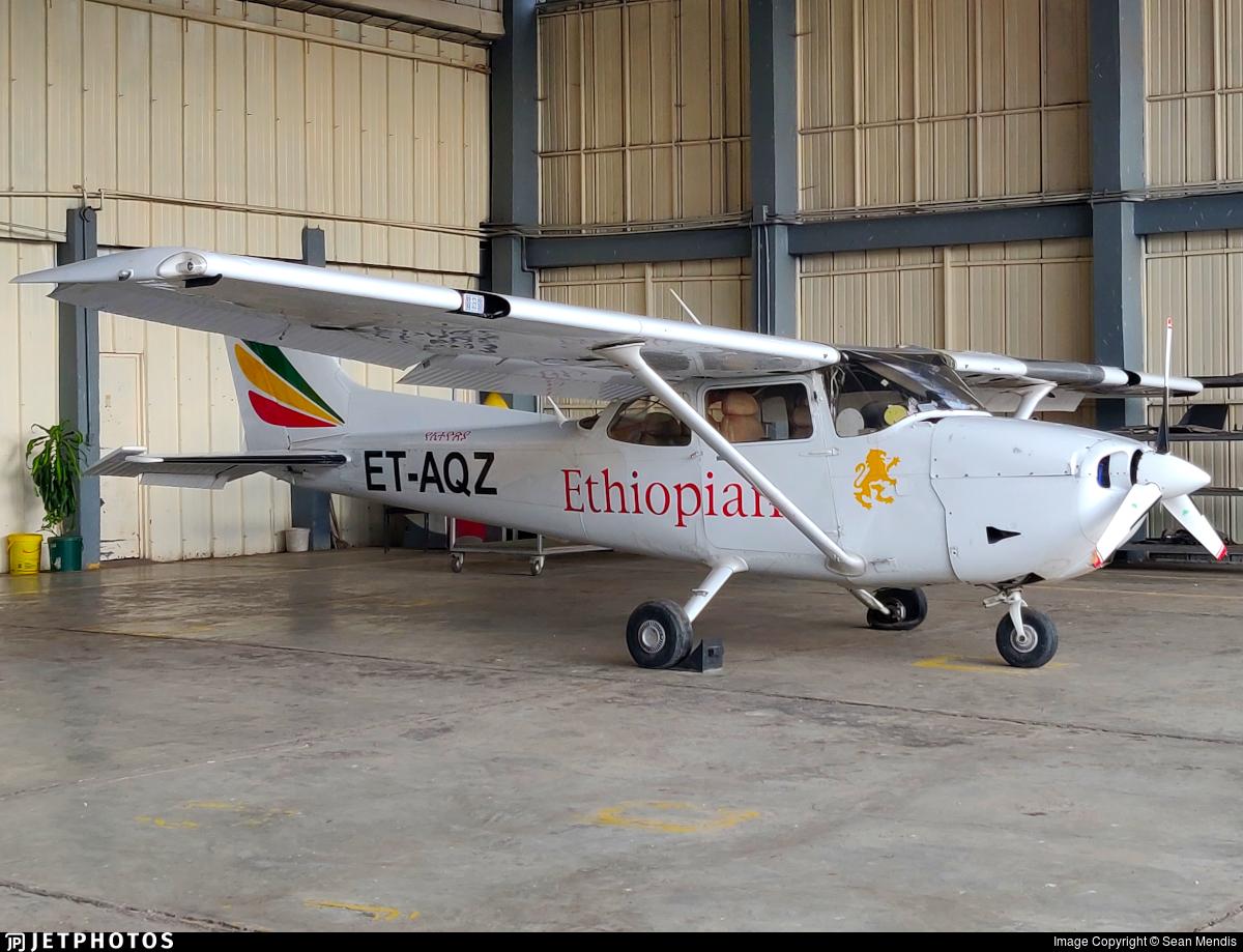 ET-AQZ - Cessna 172S Skyhawk SP - Ethiopian Airlines