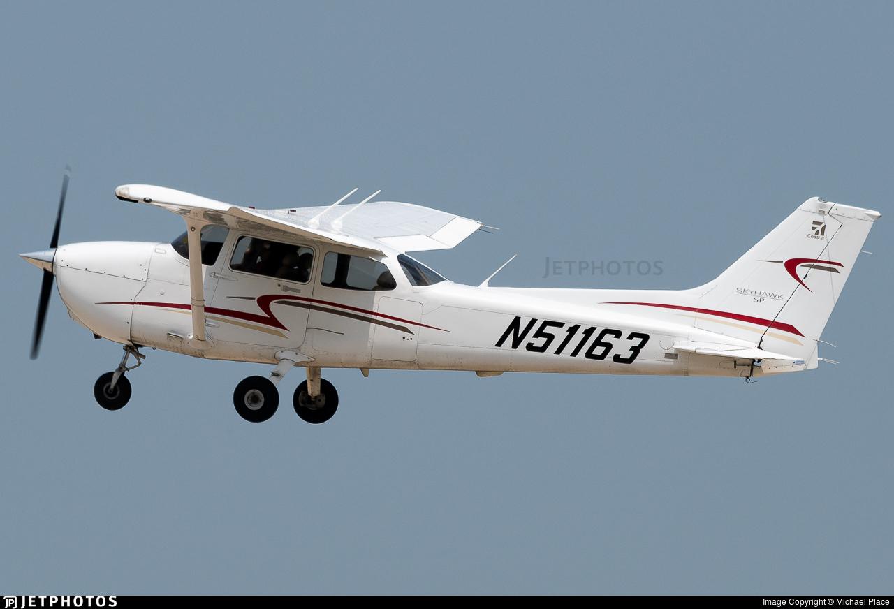 N51163 - Cessna 172S Skyhawk - Christiansen Aviation