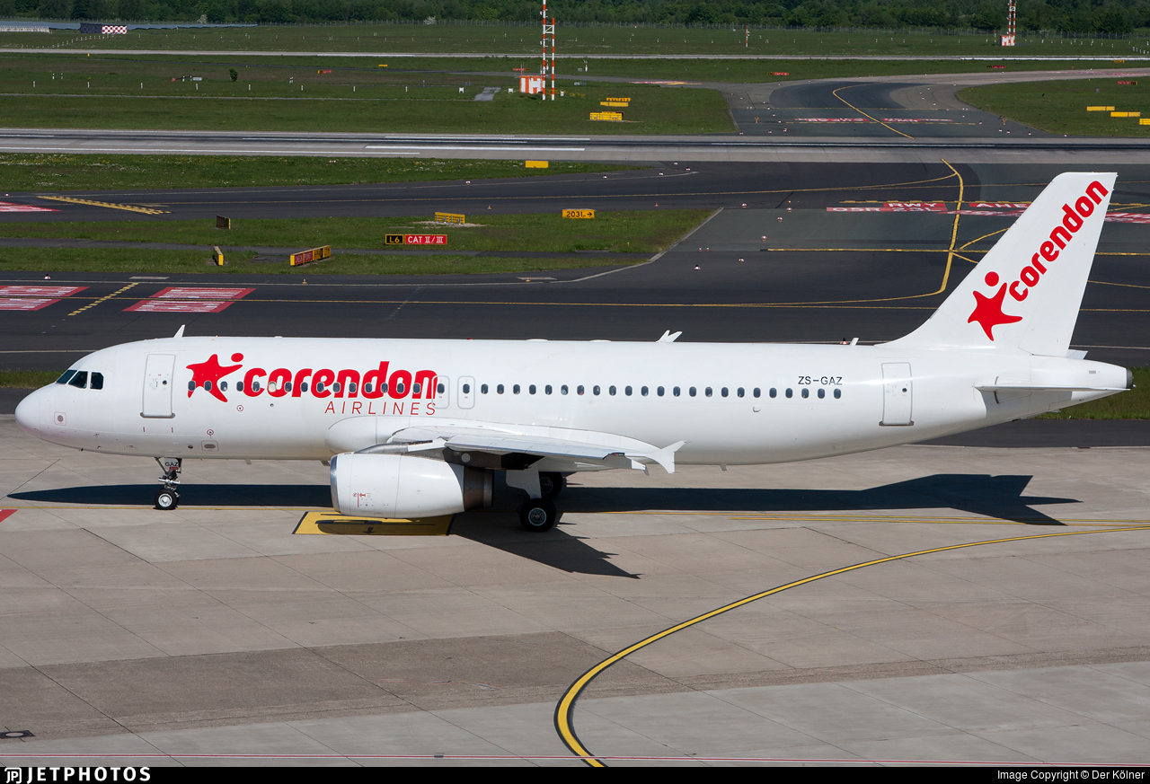 Corendon Airlines Boeing B737-800
