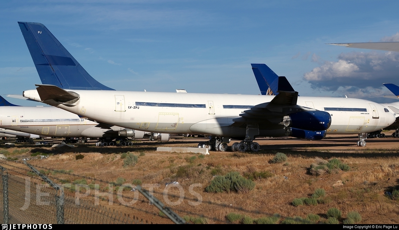 LV-ZPJ - Airbus A340-211 - Untitled