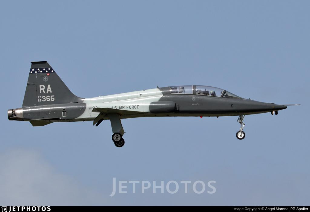 66-4365 - Northrop T-38C Talon - United States - US Air Force (USAF)