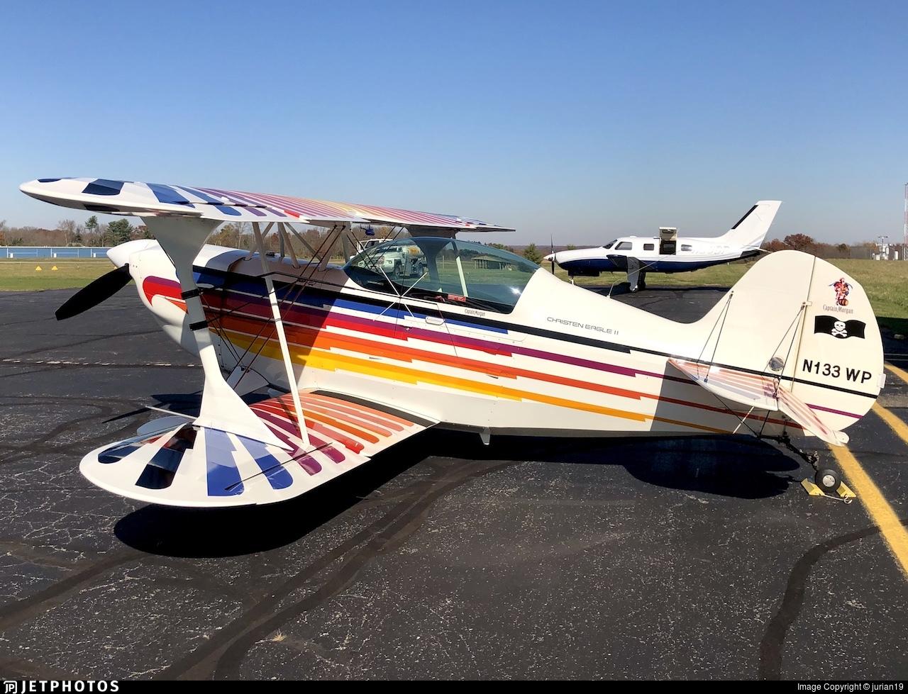 N133WP - Christen Eagle II - Private