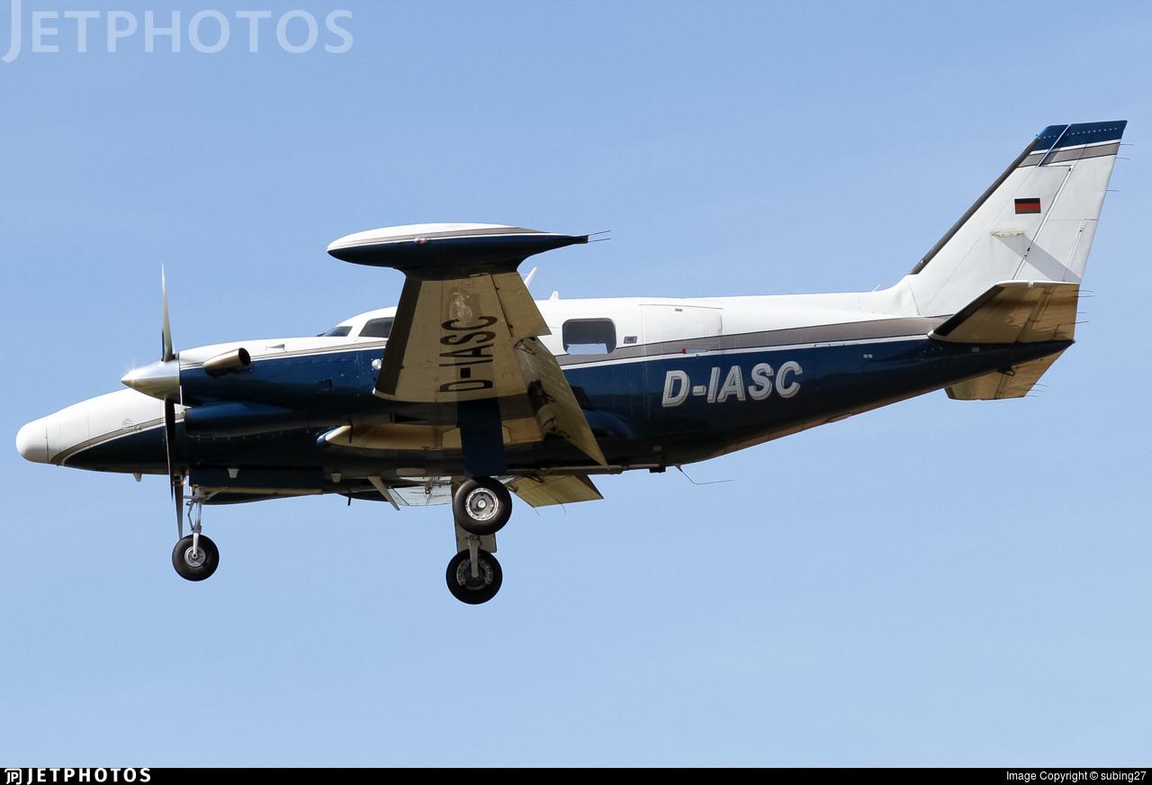 D-IASC - Piper PA-31T Cheyenne - Private