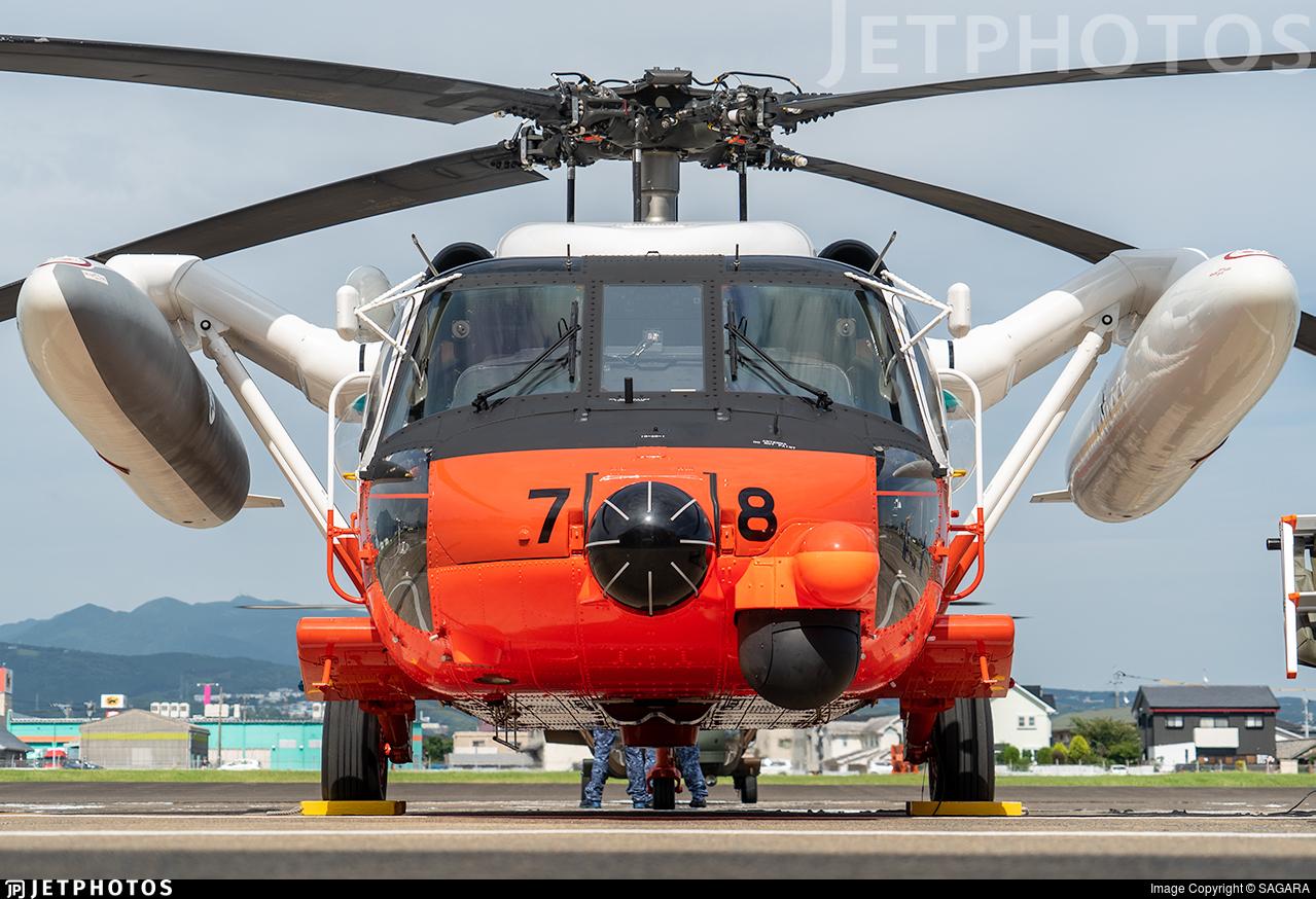 8978 - Mitsubishi UH-60J - Japan - Maritime Self Defence Force (JMSDF)